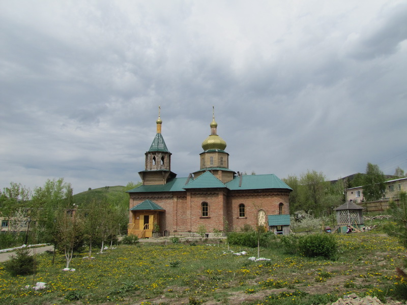 риддер город в казахстане фото